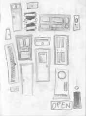 """Door Doodlepage"" by keepstill is licensed under CC BY-NC 2.0"